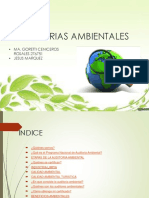 AUDITORIAS AMBIENTALES EXPOSICION ECOLOGIA.pptx