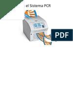 Se Desarrolla El Sistema PCR