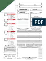 CharacterSheet 2.0