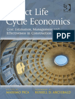 Massimo Pica-Project Life Cycle Economics_ Cost Estimation, Management and Effectiveness in Construction Projects-Routledge (2015).pdf