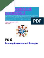 Assessment of Learning 2