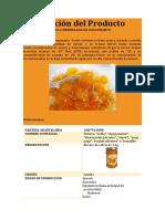 Mermelada de Aguaymanto a Alemania