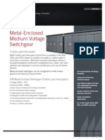 4.2.MV Switchgear MetalEncl