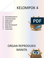 KELOMPOK 4 BIOLOGI