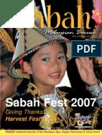 Sabah Malaysian Borneo Buletin May 2007
