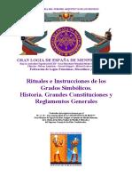 SSI Rituales Simbólicos, Historia, Constituciones y Reglamentos Generales.unlocked