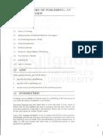 Unit-1- History of publication