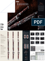 W240R Bassoons General Catalogue[1]