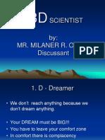 3dScinetist