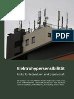Elektrohypersensibilität - Risiko für Individuum und Gesellschaft