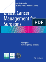 Breast Cancer Management for Surgeons