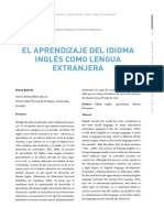 Dialnet-ElAprendizajeDelIdiomaInglesComoLenguaExtranjera-6119355