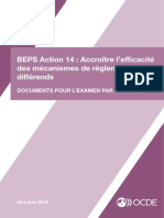Beps Action 14