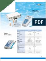 PHB-4 pHmeter INESA