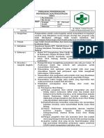 Ep 8.2.1.1 Sop Penilaian, Pengendalian Obat