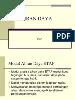 2. Aliran Daya ETAP