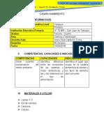 SESIÓN DE APRENDIZAJE ROBÓTICA.docx
