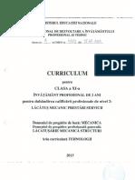 7 CRR IP XI Lac Mec Prestari Servicii
