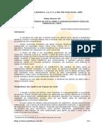 Influência Dos Lipídios Da Dieta Sobre o Desenvolvimento Ósseo de Frangos de Corte