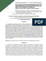 STUDI PENENTUAN LOKASI UNTUK PENGEMBANGAN BUDI DAYA LAUT BERDASARKAN PARAMETER FISIKA, KIMIA DAN BIOLOGI BERBASIS DATA MARINE COPERNICUS_fix (1).doc