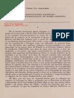Tau Anzoategui - Las Convicciones Jurídicas. Unaporte Metodológico de Mario Góngora.