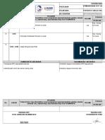 Catatan Harian Supervisor Sampit-pangkalanbun Juli 2018