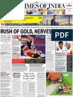Times of India Mumbai - 6 Oct 2010