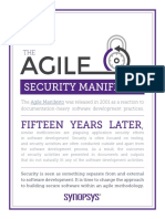 Agile Security Manifesto