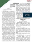 Decreto Legislativo que aprueba la Ley de Gobierno Digital