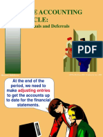 Chapter 04 - (The Accounting Cycle. Accruals and Deferrals).ppt