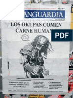 La prensa mural del movimiento okupa de Barcelona
