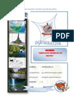 Informe Del Estudio Hidrologico