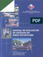 NR28930- Manual de Evaluacion de Sistemas de Riego Tecnificado