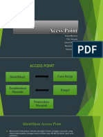 Acess Point ppt