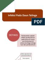 Etiologi Infeksi Telinga Luar