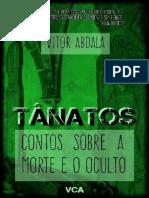Tanatos_ Contos Sobre a Morte e o Oculto - Vitor Abdala