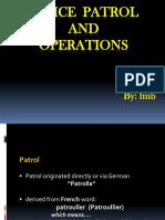 POLICE PATROL.pptx