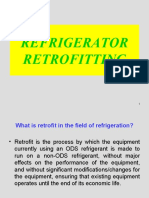Refrigerant Retrofitting