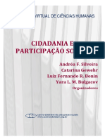 Silveira-Cidadania e Participação Social