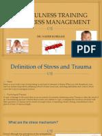 Mindful Stress Management