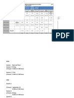 Residency 3%2c AMPI Schedule