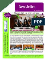 Born in Africa Newsletter December 2014