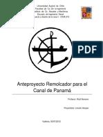 Informe Remolcador Hades