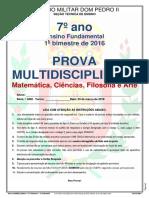 ProvaMult17ano1chamada2016