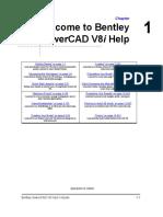 Manual SewerCAD V8i - Guia Del Usuario (Ingles)