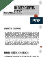 Derecho Mercantil Colombiano