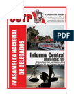 Informe Central Aprobado en IV AND CGTP - Final Ok