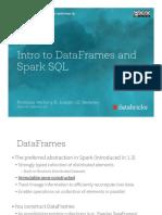 07 Spark Dataframes