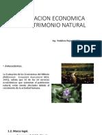 Valoracion Economica Del Patrimonio Natural