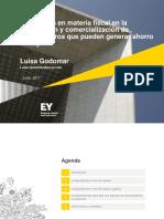 Tendencias en Materia Fiscal EY Luisa Godomar